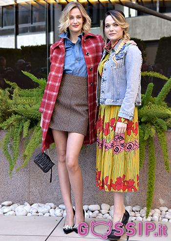 Eva Riccobono e Laura Chiatti