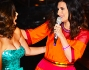 Laura Pausini insieme alla conduttrice di 'The Voz Mexico' Jacqueline Bracamontes
