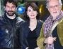 Elena Sofia Ricci con Enrico Iannello e Massimo De Francovich