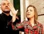 Loredana Errore saluta i fan fuori dalla Mondadori a Roma