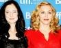 Madonna a Toronto con le attrici del suo W.E., Abbie Cornish e Andrea Riseborough