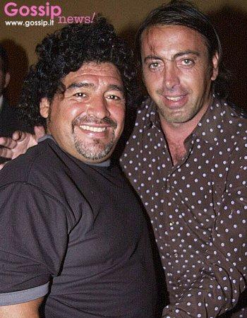 Maradona ieri e oggi - Foto e Gossip