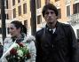 Marcelo Fuentes e Valentina Arquilla mano nella mano a Piazza di Spagna, durante la registrazione dell'esterna che GossipNews vi mostra in anteprima
