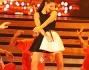 Francesca Chillemi si scatena sul palco di Miss Italia