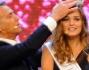 Massimo Ghini leva la corona alla Miss Italia uscente Giusy Buscemi