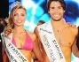 Luca Onestini Mister Italia e Margherita Molinari Miss Grand Prix con Sebastiano Somma e Maria Grazia Cucinotta