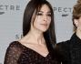 Monica Bellucci non ha nulla da invidiare alle colleghe pi� giovani come Naomi Harris e Lea Seydoux