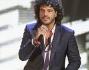 Francesco Renga sul palco dei Music Awards 2014