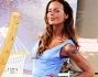 Nina Moric ultima eliminata dell\'isola ritorna in studio in forma ed abbronzatissima