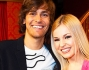 Gil Andres e Anastasia Kuzmina sul palco di \'Ballando con le stelle\'