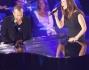 Biagio Antonacci al piano con Laura Pausini
