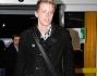 Killian Nielsen, figlio della nota attrice Brigitte Nielsen, all\'aeroporto di Linate pronta a partire per l\'Honduras