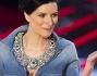 Laura Pausini emozionata ma non troppo ha dimostrato personalità ed eleganza.
