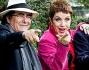 Al Bano Carrisi, Rosanna Banfi e Lino Banfi