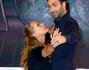 Barbara De Rossi con il suo insegnante Simone Vaturi