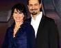 Manuela Di Centa con il suo partner Andrea Vaturi