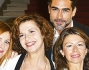 Un tris di donne vincenti per Sergio Muniz:  Amanda Sandrelli, Marina Massironi ed Anna Galiena