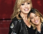 Milly Carlucci e Martina Stoessel