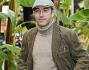 Luca Argentero protagonista della spy story di Rai Uno 'Ragion di Stato' : le foto
