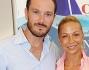 Sabrina Ghio con il marito Federico Manzolli