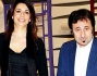Rossella Brescia e Mago Forest alla conferenza stampa di 'Uman take control'
