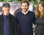 Il cast Chris Hemsworth, Daniel Bruhl, Pierfrancesco Favino, Alexandra Maria Lara ed il regista Ron Howard