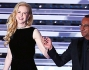 Nicole Kidman e Carlo Conti
