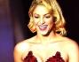 Shakira a Zurigo per festeggiare il Pallone d'oro Lionel Messi