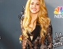 Shakira, reggiseno di fuori all'evento di The Voice US: foto