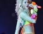 Shakira al concerto di chiusura per i mondiali di calcio 2010
