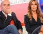 Alfonso Signorini, Silvia Toffanin e Claudio Brachino seduti sul divano della nuova edizione di 'Verissimo', l'approfondimento pettegolo del sabato pomeriggio