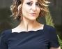 Paola Minaccioni al photocall di 'Allacciate le cinture' film diretto da Ferzan Ozpetek