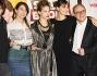 Il cast  del film: Paola Cortellesi, Carlo Verdone, Eleonora Sergio, Tea Falco e Lorenzo Richelmy