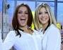 Alessia Reato e Giulia Calcaterra festeggiano il loro ritorno come Veline a Striscia la Notizia