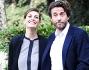 Alessio Boni e Vanessa Incontrada al photocall de \'I cerchi nell\'acqua\'