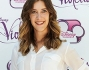 Maria Clara Alonso alla presentazione della seconda stagione della serie tv Disney Violetta
