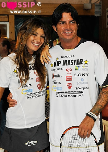 a11d4a2ae5ec1 Claudio Moschino e Rosy Dilettuoso - Foto e Gossip