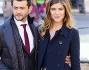 Vinicio Marchioni e Vittoria Puccini protagonisti in una miniserie di due puntate in onda il 16 e 17 febbraio su Rai Uno