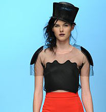 AFI Cape Town Fashion Week PE2011: David West