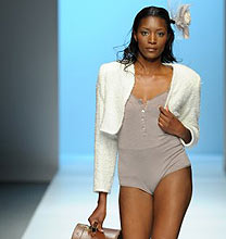 AFI Cape Town Fashion Week PE2011: Graduate Shows