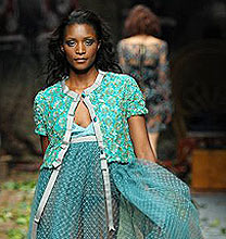 AFI Cape Town Fashion Week PE2011: Kluk CGdT