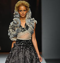 AFI Cape Town Fashion Week PE2011: Stefania Morland
