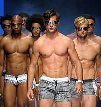 AFI Cape Town Fashion Week PE2011: Southern Sun Swimwear