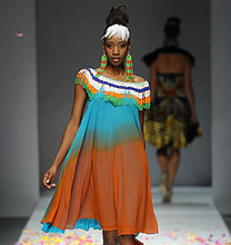 AFI Cape Town Fashion Week PE2011: Stoned Cherrie Love Movement