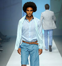 AFI Cape Town Fashion Week PE2011: Viyella