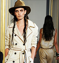 Copenhagen Fashion Week PE2011: Margit Brandt