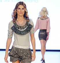 Copenhagen Fashion Week PE2011: TSH undorn and ILS of Norway