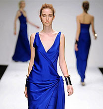 London Fashion Week PE2011: Amanda Wakeley