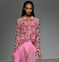 London Fashion Week PE2011: Christopher Kane