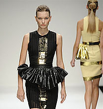 London Fashion Week PE2011: David Koma